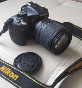 Nikon D5200 18-105