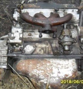 Двигатель Москвич 407 408