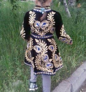 Пиджак детский ручной работы