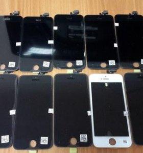Дисплеи для iPhone 4s/5/5c/5s/6/6s/6plus/6s plus/7