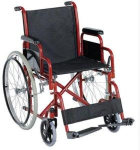 """Коляска инвалидная-комнатная """"Альфа 01"""" (складная)"""