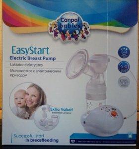 Молокоотсос электрический Canpol Babies Easy Start