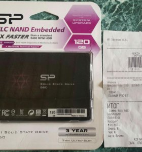 SSD 120Gb Silicon Power s60