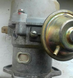 Распределитель зажигания (трамблер) на ВАЗ 2108
