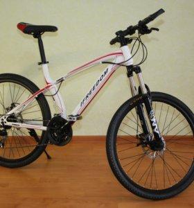 Новый велосипед ifreedom S