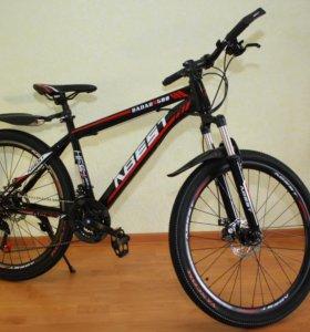 Новый горный велосипед NBEST