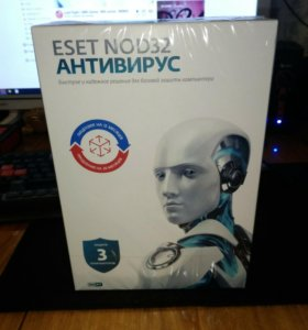 Антивирус Kaspersky Internet security, Eset nod 32