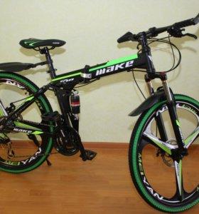 Новый горный велосипед Make Run