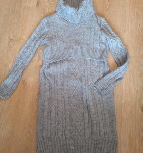 Платье для беременных и кормящих, р. 42