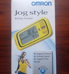 Шагомер omron jog style