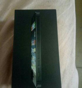 Коробка для айфон 5