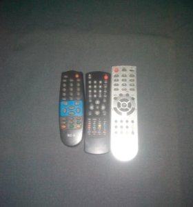 Пульты от телевизоров