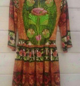 Платье 44 46 размер 350 руб