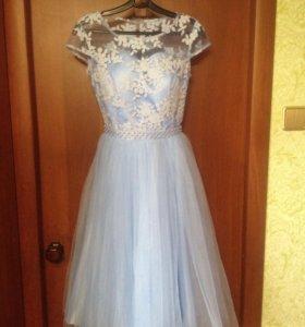 Вечернее платье на выпускной. 9-11 класс