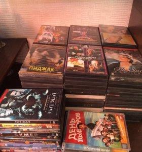 Диски DVD. ДВД