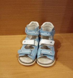 Детские ортопедические сандали SursilOrtho