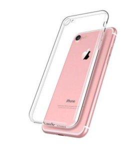 Силиконовый чехол на IPhone 📱 7