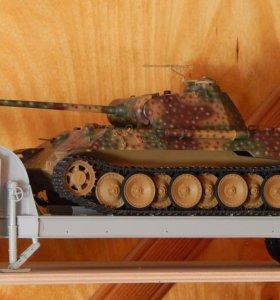 Pz-V Panther Ausf.А (Sd.kfz.171) 1/35 Tamiya