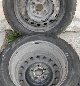 Колеса 205/60 R16 92T зима 4-шт.