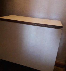 кухонный стол с табуретами