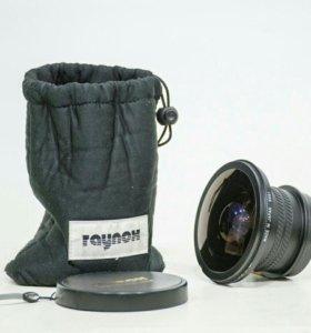 RAYNOX HD-FXR180 Diagonal Fish-eye