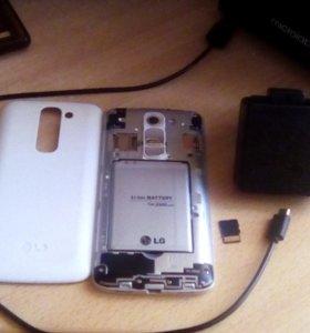 Продам телефон LG