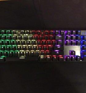 Игровая клавиатура Motospeed CK 104