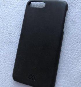 Чехол на iphone 7/8 plus из натуральной кожи