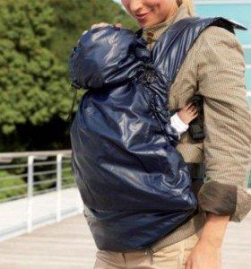 Накидка двойная для эрго- рюкзачка ergo baby