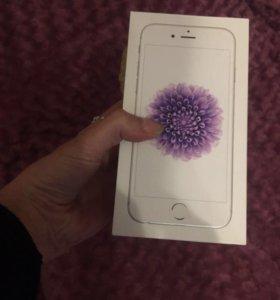 Коробка от 6 айфона