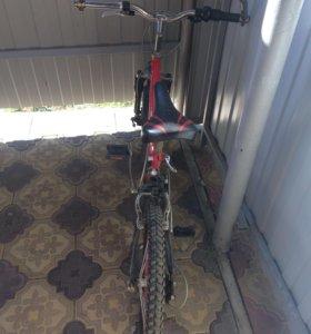 Подростковый велосипед 🚴🏻♂️