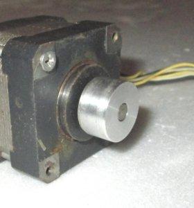 Радиодетали-шаговый двигатель