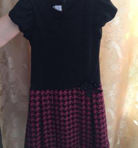Платье для девочки на 10 лет