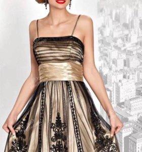 Платье to be bride новое