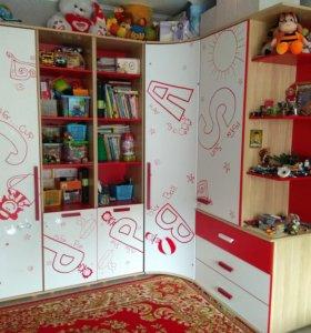 """Детская мебель """"Алфавит"""""""