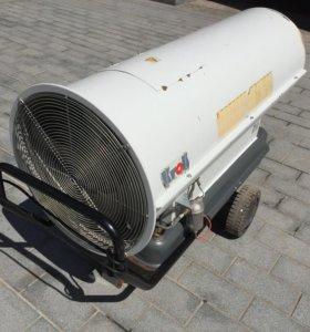 Тепловая дизельная пушка kroll gp 115