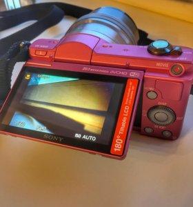 Фотоаппарат Sony Alpha 5000