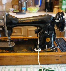 Ремонт старых швейных машин