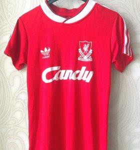 Футболка Liverpool adidas