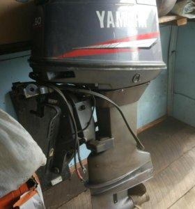 Мотор Yamaha 50