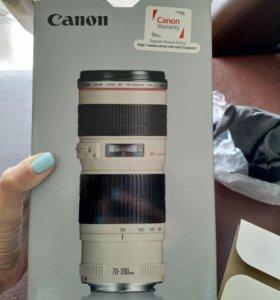 Canon 70-200 4l