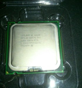 Процессор Intel® Core™2 Duo E6550