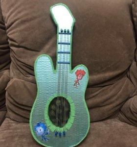 Гитара для фотосессии