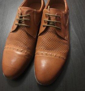 Туфли летние мужские 42р