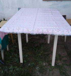 Кухонные столы для дачи