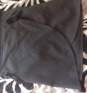 Школьная юбка для девочки 7 лет