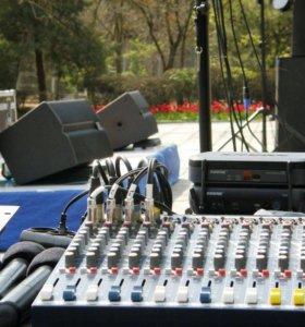 Ди джей / звуковое оборудование / аппаратура