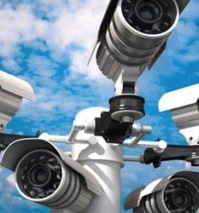 Установлю системы видеонаблюдения