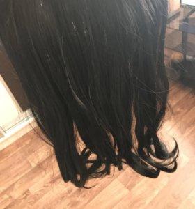 Продаются волосы на заколках