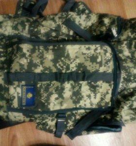 Сумка Казахстан,армия России,шапка ушанкаармейская